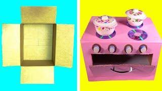 Download 5 BRILLIANT CARDBOARD DIYS FOR KIDS Video
