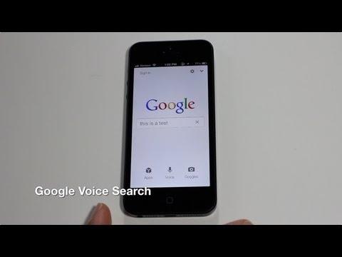 Google Voice Search...A good response to Siri?
