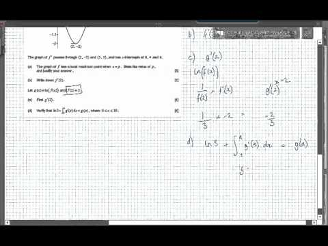 question 10 up to part d