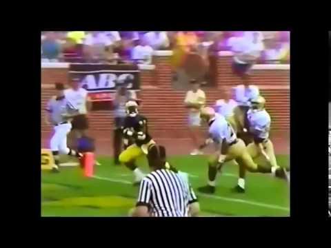 Notre Dame vs Michigan 1991 Desmond Howard