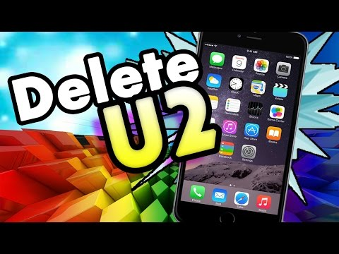 How To Delete U2 Album From iPhone iPad And iPod Touch