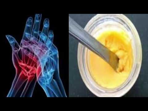 Homemade Cream For Treating Joint Pain – Highly Effective