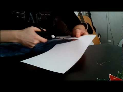 How to make a dollar from paper