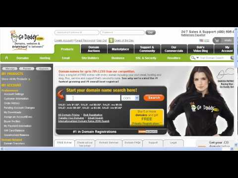 Registering Domain Name -  Before Buying Domain Names Do These Three Things