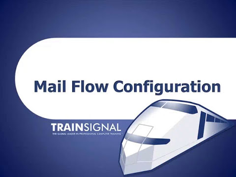 Mail Flow Configuration in Exchange Server 2013