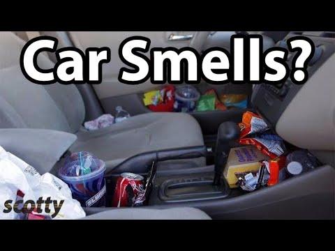 Filter Car Smells (Odors) Away