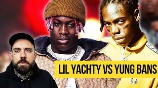 Lil Yachty vs Yung Bans vs DJ Akademiks. LET'S TALK ABOUT IT
