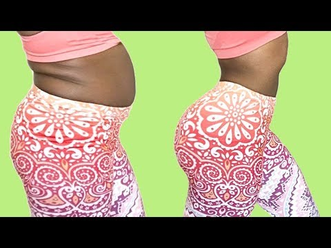 10 EASY BUTT & ABS EXERCISES | Grow Your Glutes & Get Toned Abs - No Equipment Workout for Women