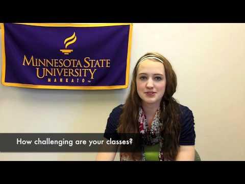 Kirsten Choosing Her Major in Elementarty Education