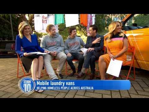 Mobile Laundry Vans