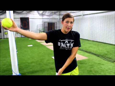 The Driven Academy: Pitching - Drop Ball