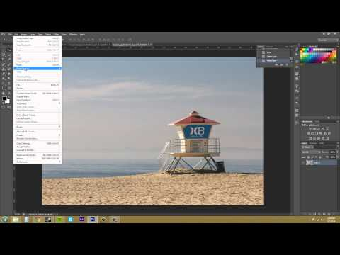 Photoshop CS6 Tutorial - 39 - Best Copy and Pasting Techniques