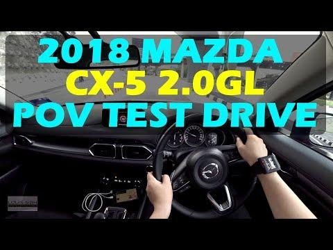 (2018) Malaysia Mazda CX 5 2.0GL GVC POV Test Drive by Louis Siah