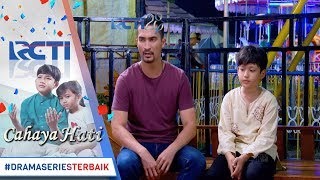 CAHAYA HATI - Yusuf Memilih Ikut Barong Ketimbang Kakaknya Barong [4 Agustus 2017]