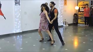 Nashe Si Chadh Gayi | Bollywood Salsa Dance | StepKraft