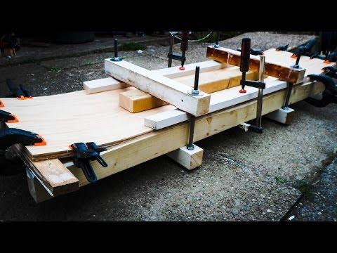 Homemade Longboard (DIY Electric Longboard Part 1)