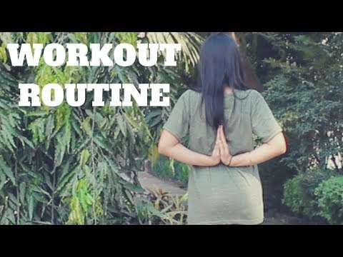 My Everyday Workout Routine | WORKitOUT