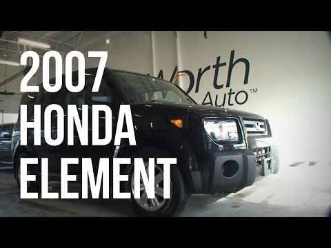 2007 Honda Element - Clean CARFAX - CD Player - TruWorth Auto