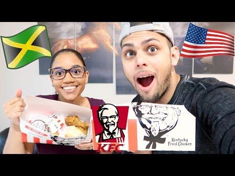 Xxx Mp4 JAMAICAN KFC VS AMERICAN KFC 3gp Sex