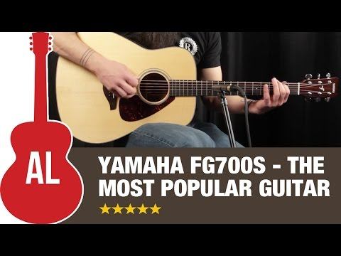 Yamaha FG700S - The World's Most Popular Guitar?