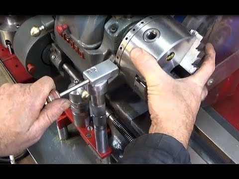 A New Indexing Pin & Carriage Clock Mount Assembly For Myford Lathes