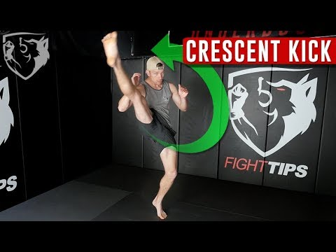 Crescent Kicks: How to Use Them in MMA