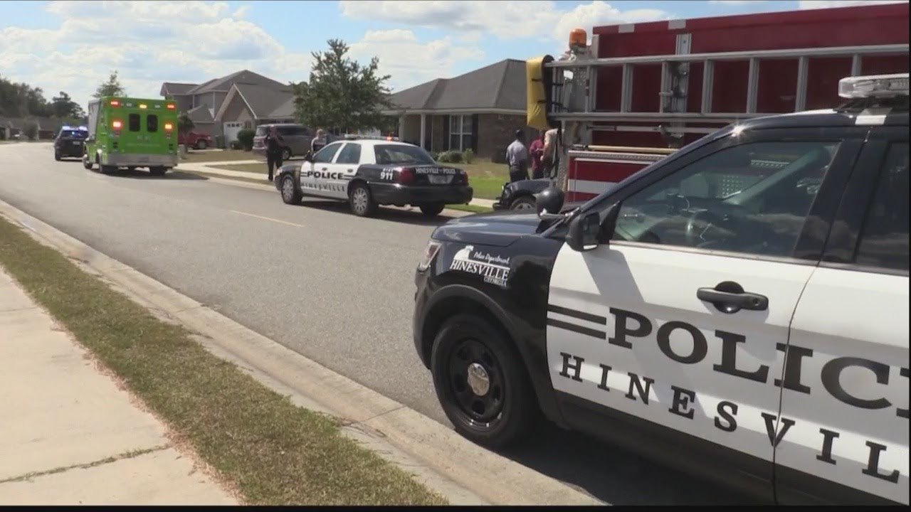 Hinesville Police investigating deaths of two children found in vehicle