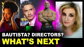 Guardians of the Galaxy 3 - Directors, Bautista to Quit, Gunn