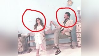 saba qamar romance  with irrfan khan