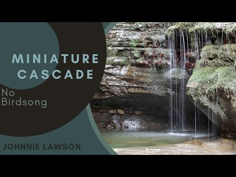 8 Hours of Soothing Water Sounds-Waterfall-Relaxation-Meditation-Nature Sounds-Relax