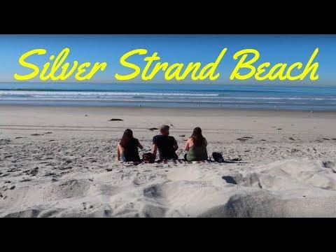 Silver Strand Beach, Coronado Island and Crack Shack!