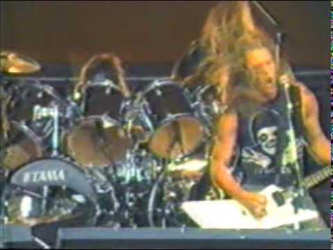 Metallica - Sanitarium (1986 w/ Cliff Burton)