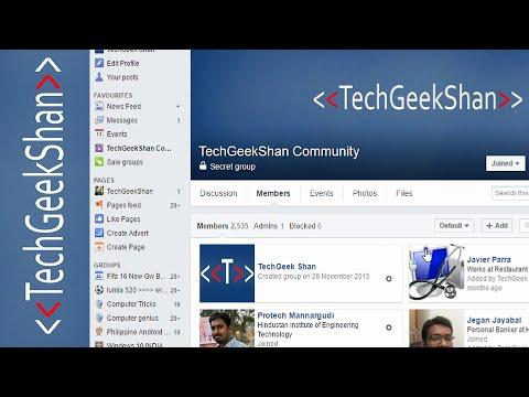 Remove Bulk Facebook Group Members & Delete Group
