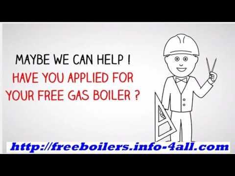 Free Boiler Grants Chorley