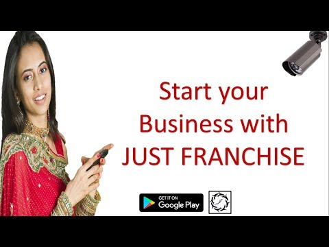 Business for Housewives with JUST FRANCHISE.