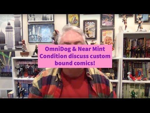 Custom Bound Books! 4/1/2018