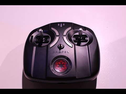 Star Wars Propel Drone -   Learning To Fly