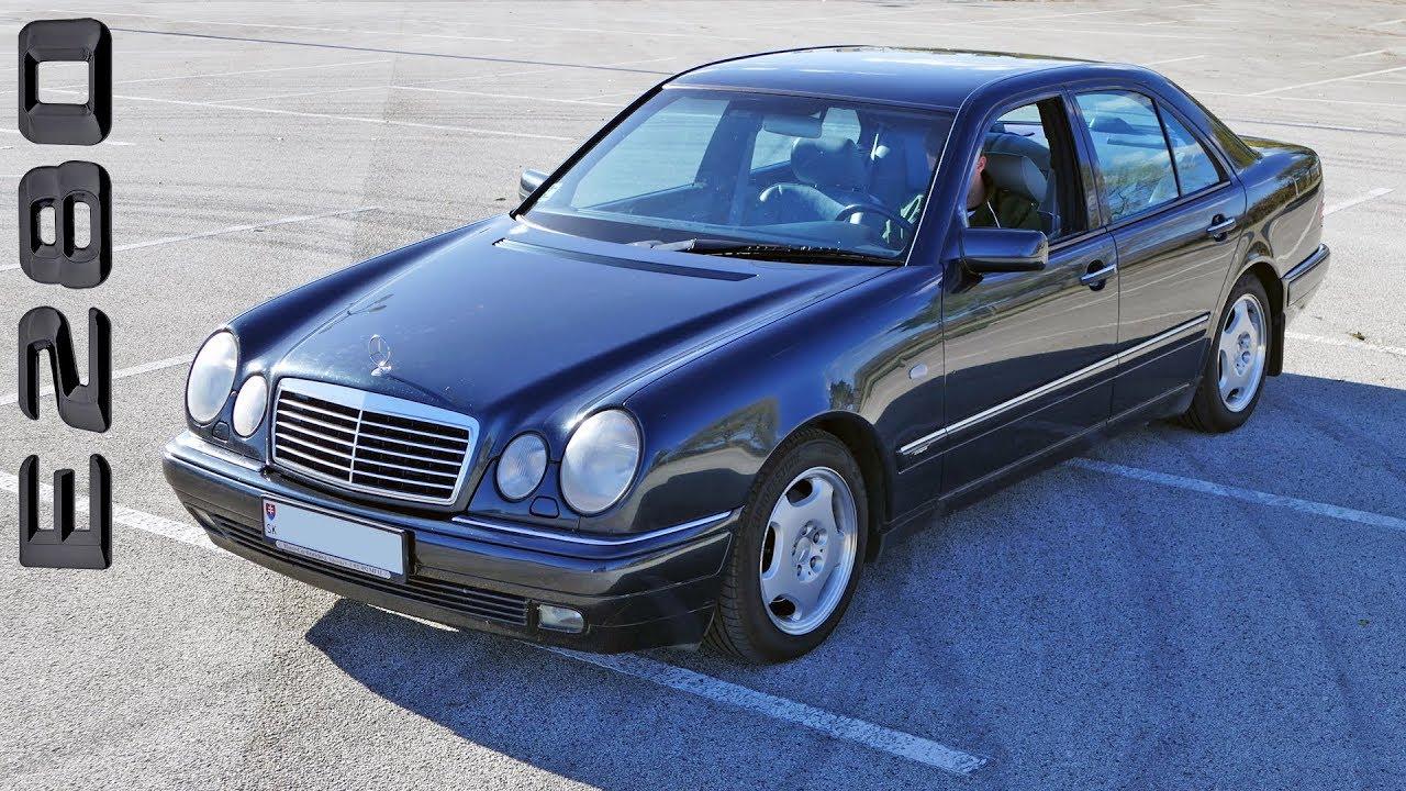 Michaelov Mercedes-Benz E 280 W210 - volant.tv
