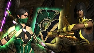 Mortal Kombat X Mobile - Jade & Tanya Challenges