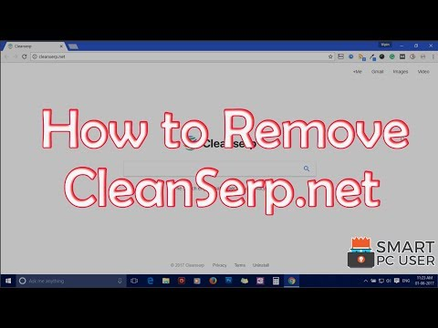 How to Remove CleanSerp.net from All Browsers (Chrome, Firefox, IE, Edge)