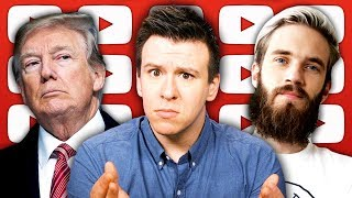 Why People Are Freaking Out About Donald Trump, Pewdiepie, Sarah Hyland, and More...