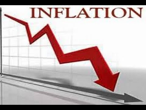 Inflation rate falls at its lowest in comparison to last 5 years