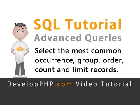 SQL Syntax Select Most Common Record Occurrence List