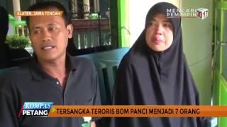 Tersangka Teroris Bom Bekasi Jadi 7 Orang