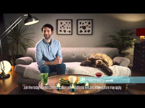 eHarmony UK - Tortoise Advert