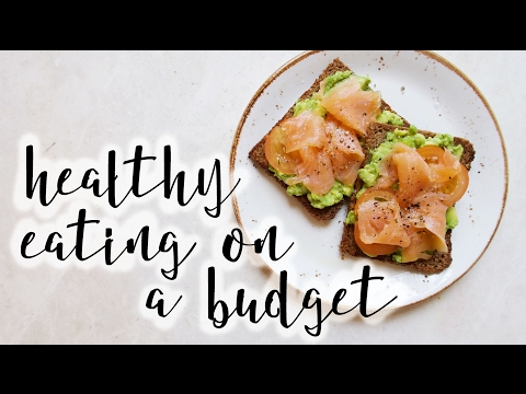 A Week Of Healthy Eating On A Budget | Madeleine Shaw