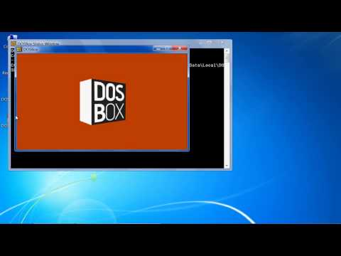 How to Use DosBox in Windows 7