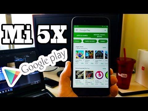 Como instalar o Google Play(Play Store) Xiaomi Mi5x, Note 3, Mi Mix 3 com ROM Chinesa fácil sem ROOT