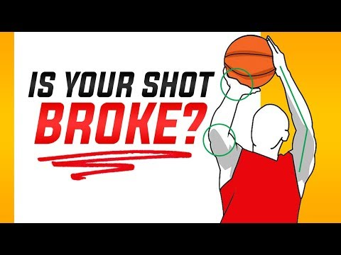3 Reasons Your Shot is Broke: Basketball Shooting Tips