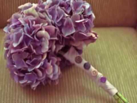 Make a cheap wedding bouquet